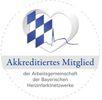 Akkreditiertes Mitglied der Arbeitsgemeinschaft der Bayerischen Herzinfarktnetzwerke
