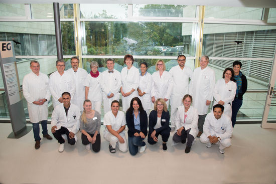 Team der Neurologie