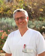 Oberarzt Markus Hemmel