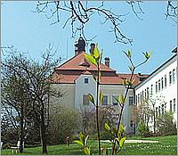 Garten Kreiskrankenhaus PArsberg