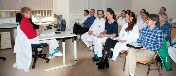 Interdisziplinäre Tumorkonferenz